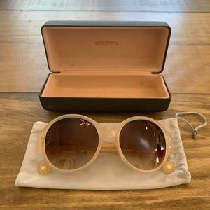 Ett:twa sunglasses (nude)